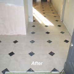 Natural Stone Tiling in Clifton